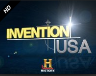 Invention USA, History Channel Logo